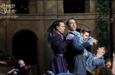 法语音乐剧《罗密欧与朱丽叶》2018年宣传片(新)