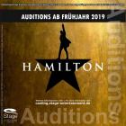 资讯|Stage Entertainment发布新剧选角公告,德语版《汉密尔顿》将于2020年秋季开演