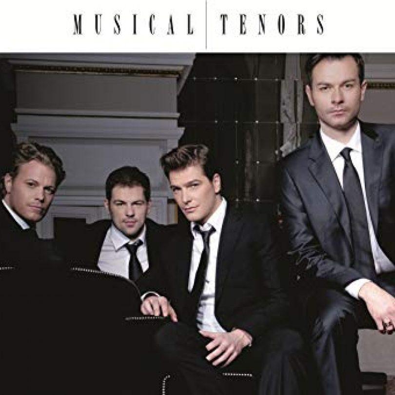 资讯|Musical Tenors演唱会将发行官方录像,DVD预计3月上市