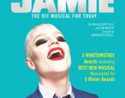 音乐剧《人人都在谈论杰米》伦敦西区首演夜花絮