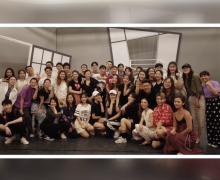【现场】上音音乐戏剧系2015级毕业大戏幕后记录