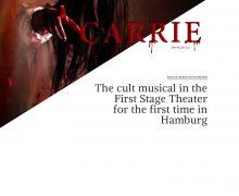 资讯 | 《魔女嘉莉》在汉堡上演德语版