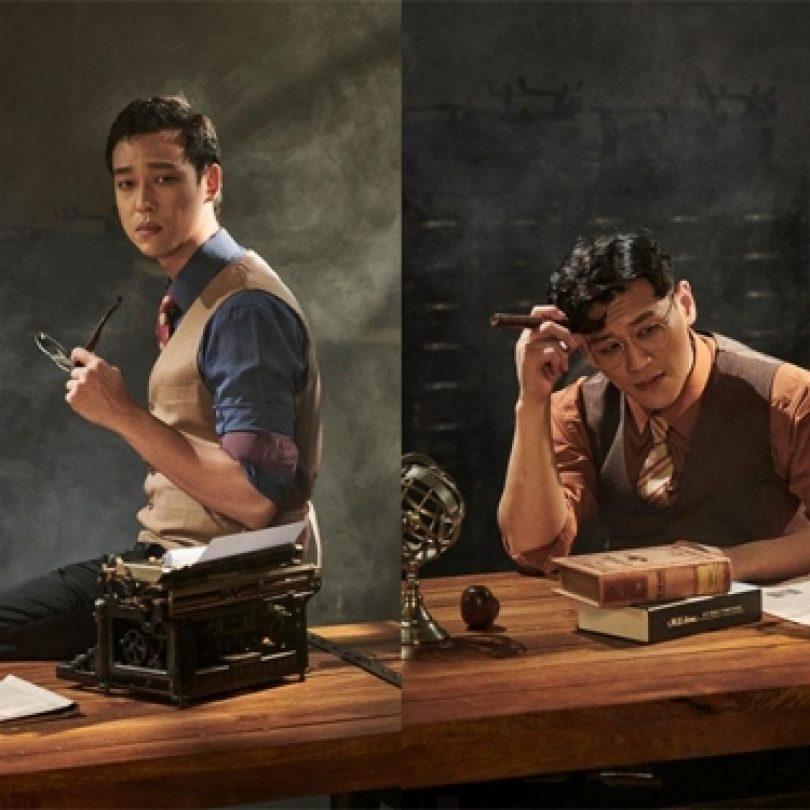 资讯 | 百老汇音乐剧《City of Angels》韩语版今年八月即将首演。