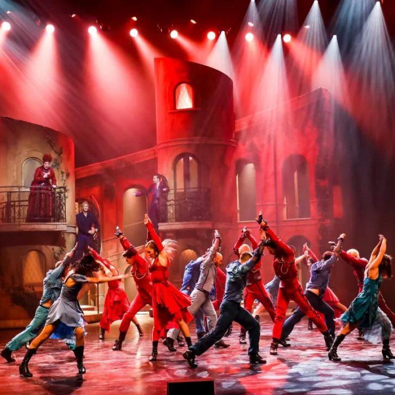 资讯 | 法语音乐剧《罗密欧与朱丽叶》中国巡演正式开启