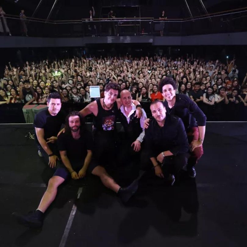 资讯 | 洛朗·班2019巡回演唱会在上海正式开唱