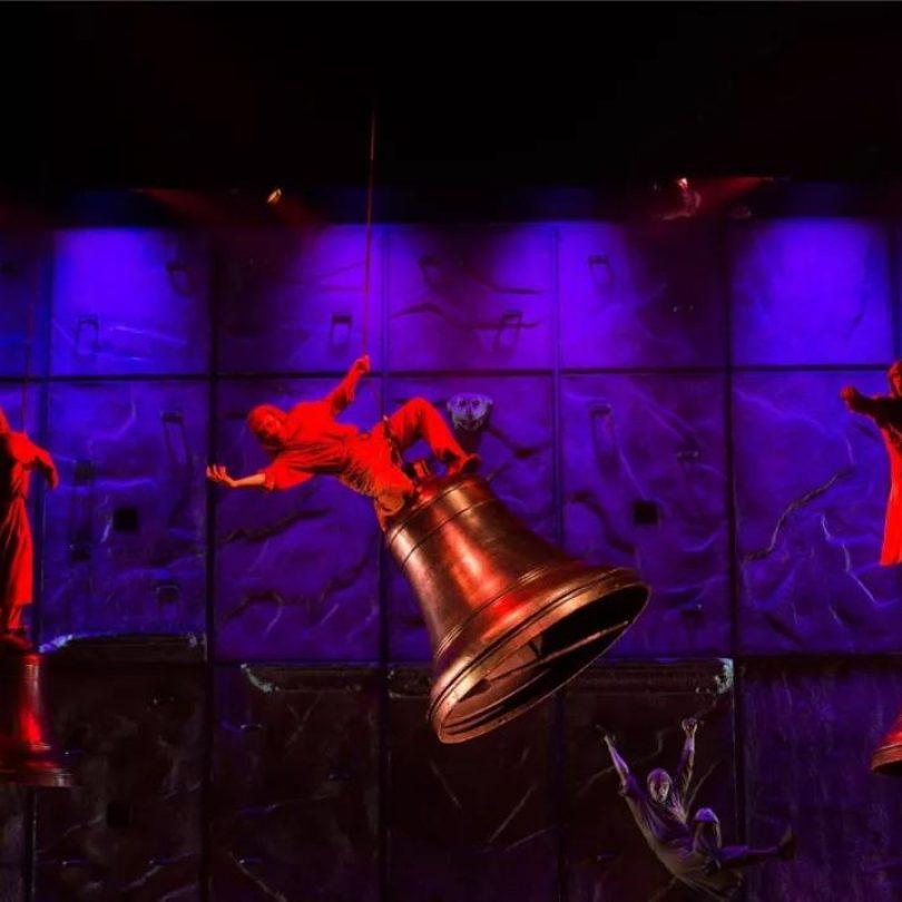 资讯 | 音乐剧《巴黎圣母院》于上海文化广场震撼首演