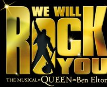 资讯 | 皇后乐队音乐剧《We Will Rock You》英国及爱尔兰巡演卡司已宣布