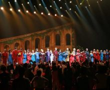 资讯 | 7城47场,法语音乐剧《罗密欧与朱丽叶》2019中国巡演正式收官