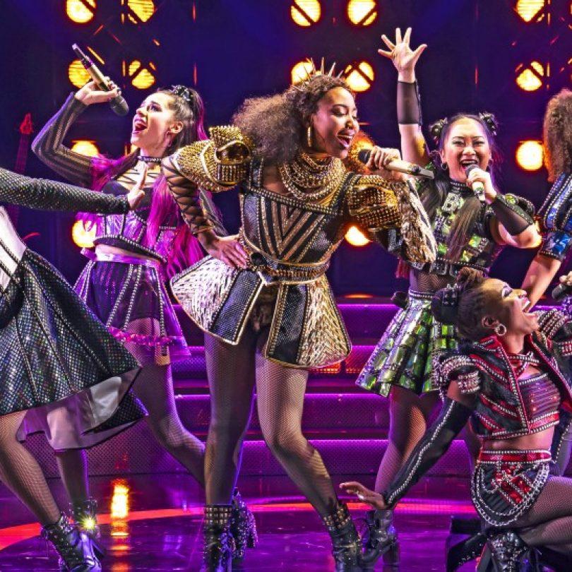 资讯   音乐剧《Six》增加北美演出场次和各地巡演计划