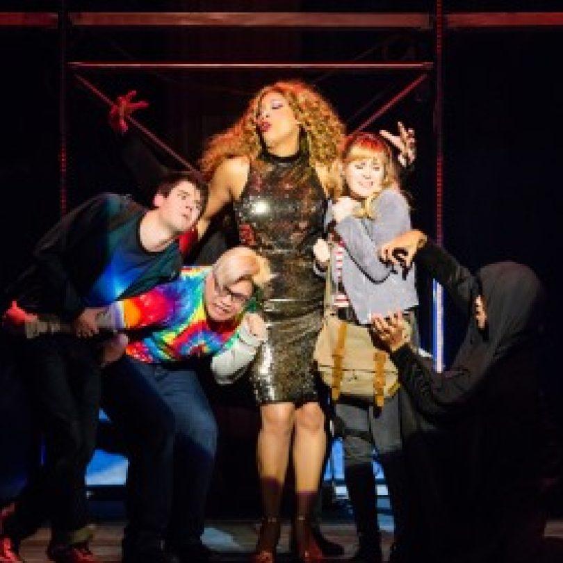 资讯   音乐剧《The Lightning Thief: The Percy Jackson Musical》宣布卡司主创阵容