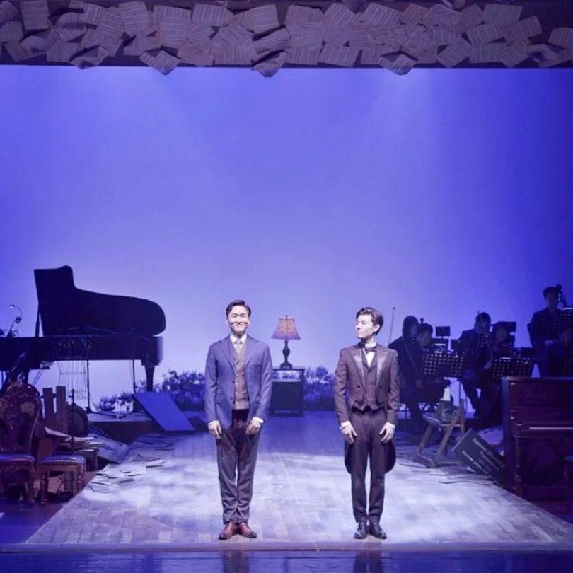 资讯 | 音乐剧《拉赫玛尼诺夫》中文版在上剧场首演
