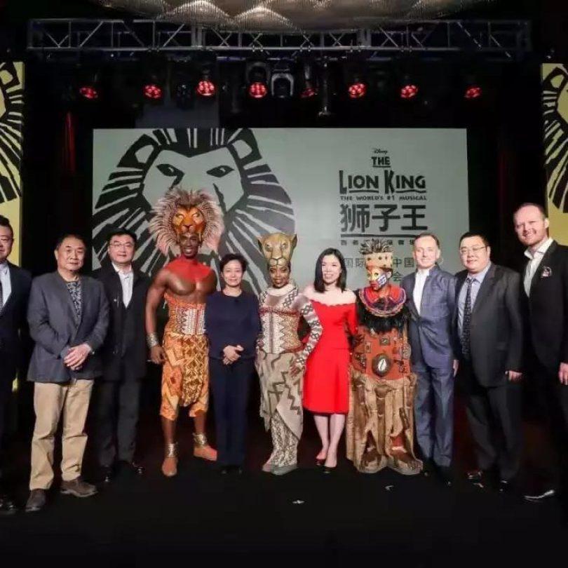 i现场   音乐剧《狮子王》2020再度上演,希望能在更多人心里播种种子、播种爱